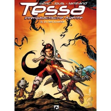 Tessa Intergalactische agente 05 In het juweel