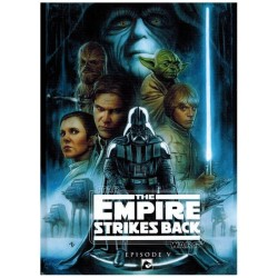Star Wars  NL The empire strikes back HC