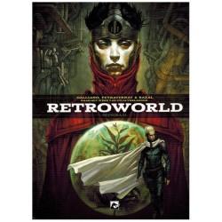 Retroworld integraal HC (naar het werk van Julia Verlanger)