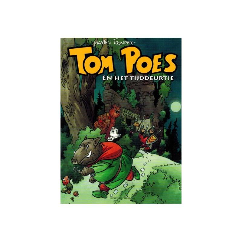 Tom Poes   Matena 02 Het tijddeurtje