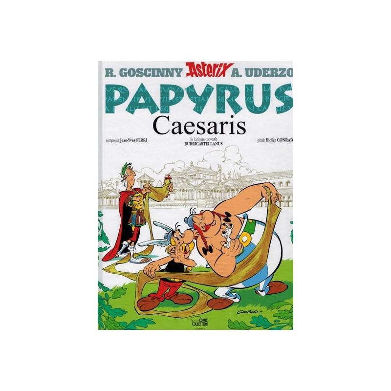 Asterix  Latijn 25 Papyrus Caesaris (naar Uderzo & Goscinny)