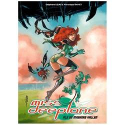 Miss Deeplane 01 Als de maskers vallen