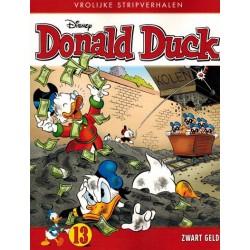 Donald Duck  Vrolijke stripverhalen 13 Zwart geld