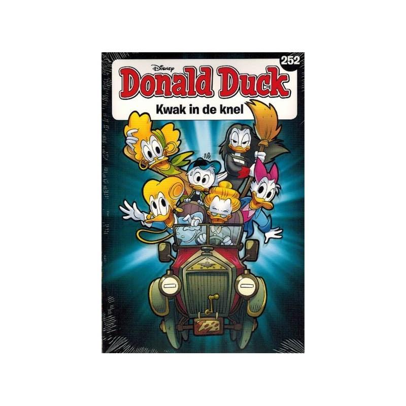 Donald Duck  pocket 252 Kwak in de knel