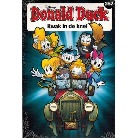 Donald Duck  pocket 252 Kwak in de knel