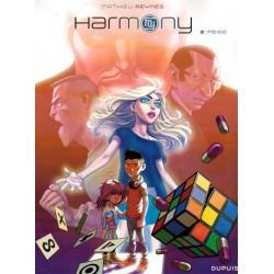 Harmony 02 Indigo