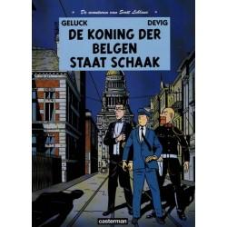 Scott Leblanc 04 De koning der Belgen staat schaak