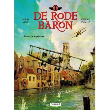 Rode Baron  01 Tussen de kogels door