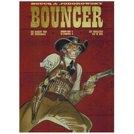 Bouncer   integraal 01 HC Cyclus 1