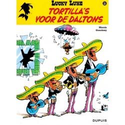 Lucky Luke    31 Tortilla's voor de Daltons
