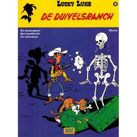 Lucky Luke    58 De duivelsranch