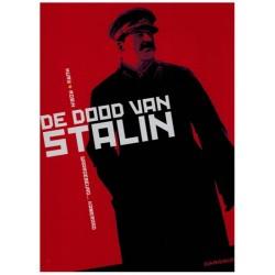 Robin strips De dood van Stalin HC Waargebeurd... kameraad