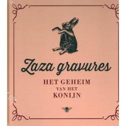 Zaza gravures HC Het geheim van het konijn