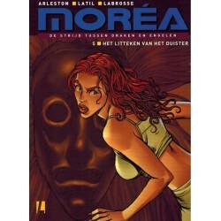 Morea  05 Het litteken van het duister