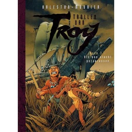 Lanfeust  Trollen van Troy 03 Als een vlucht Petaurussen
