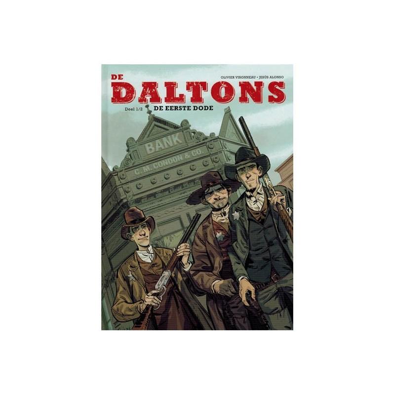 Daltons 01 HC De eerste dode 1e druk 2016