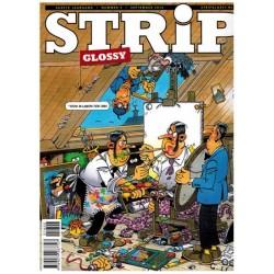 Stripglossy 02 Jan van Haasteren, Gerard Leever, Matena (Tom Poes). Llewelyn Flint e.a.