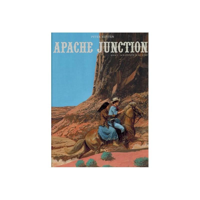 Apache junction  HC 02 Schaduwen in de wind