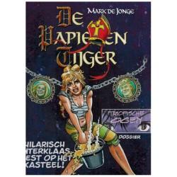 Papieren tijger HC Hilarisch sinterklaasfeest op het kasteel