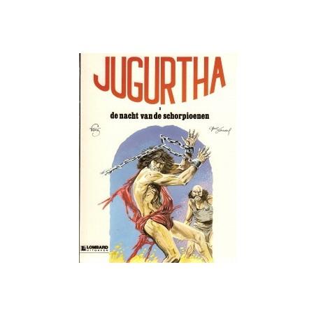 Jugurtha 03 De nacht van de schorpioen herdruk