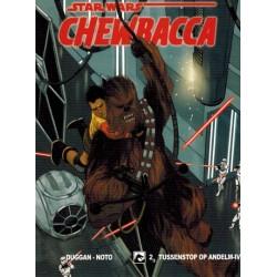 Star Wars  NL Chewbacca 02 Tussenstop op Andelm-IV deel 2