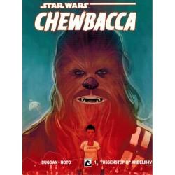 Star Wars  NL Chewbacca 01 Tussenstop op Andelm-IV deel 1