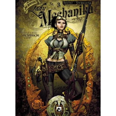 Lady Mechanika 03 Het mysterie van het mechanische lijk deel 3