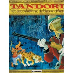 Tandori 01 Het ontwaken van de blauwe olifant 1e druk 1993