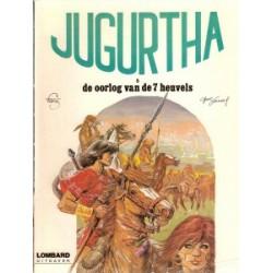 Jugurtha 05 De oorlog van de 7 heuvels 1e druk 1979