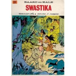 Baard en Kale 31 Swastika 1e druk 1983