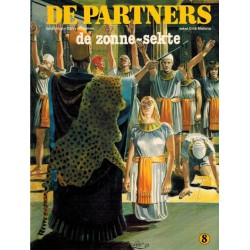 Partners 08 De zonne-sekte 1e druk 1985