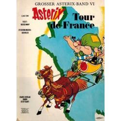 Asterix Taal Duits Tour de France