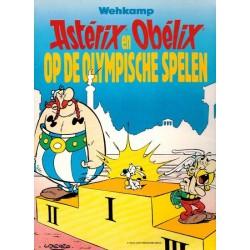 Asterix en Obelix spelboek Op de Olympische Spelen 1e druk 1988