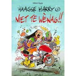 Haagse Harry 02 Niet te wenag!! herdruk