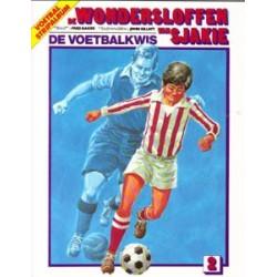 Wondersloffen van Sjakie 02 De voetbalkwis herdruk