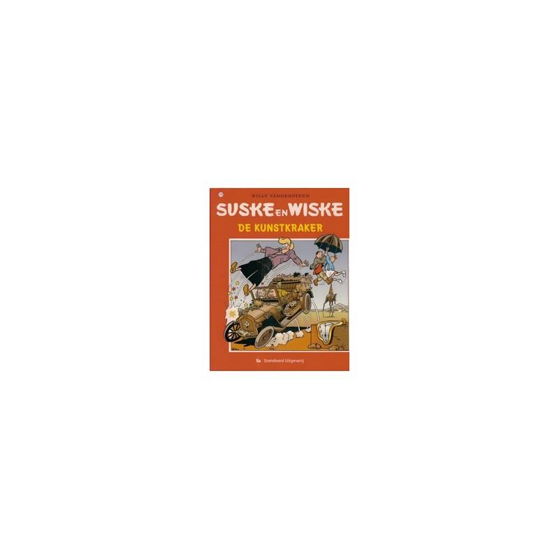 Suske & Wiske 278 De kunstkraker 1e druk 2003
