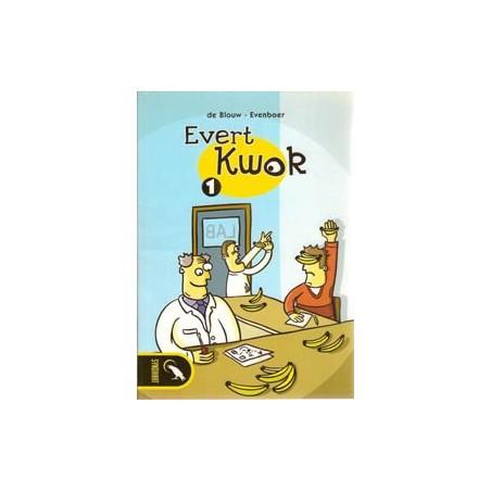 Evert Kwok set deel 1 t/m 4 1e drukken 2006-2012