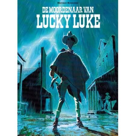 Lucky Luke Oneshot 01 De moordenaar van Lucky Luke 1e druk 2016