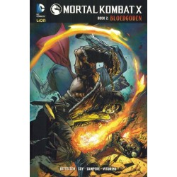 Mortal Kombatix NL boek 2 Bloedgoden
