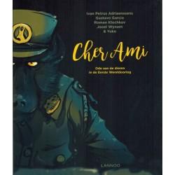 Cher ami Ode aan de dieren in de Eerste Wereldoorlog (met CD)