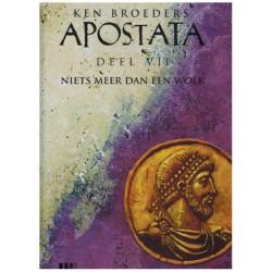 Apostata  HC 07 Niets meer dan een wolk