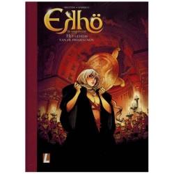 Ekho de spiegelwereld HC 05 Het geheim van de Preshaunen