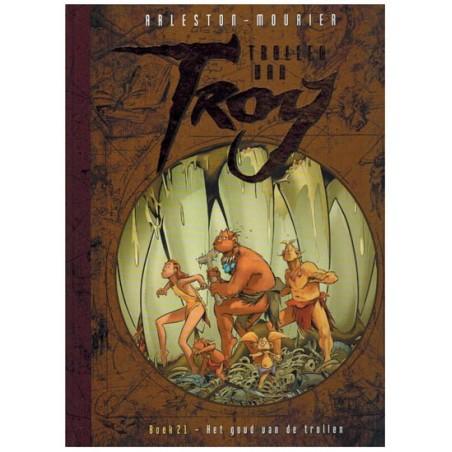 Lanfeust  Trollen van Troy HC 21 Het goud van de trollen