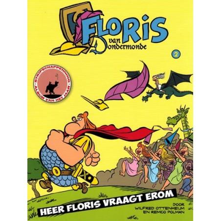 Floris van Dendermonde 02 Heer Floris vraagt erom