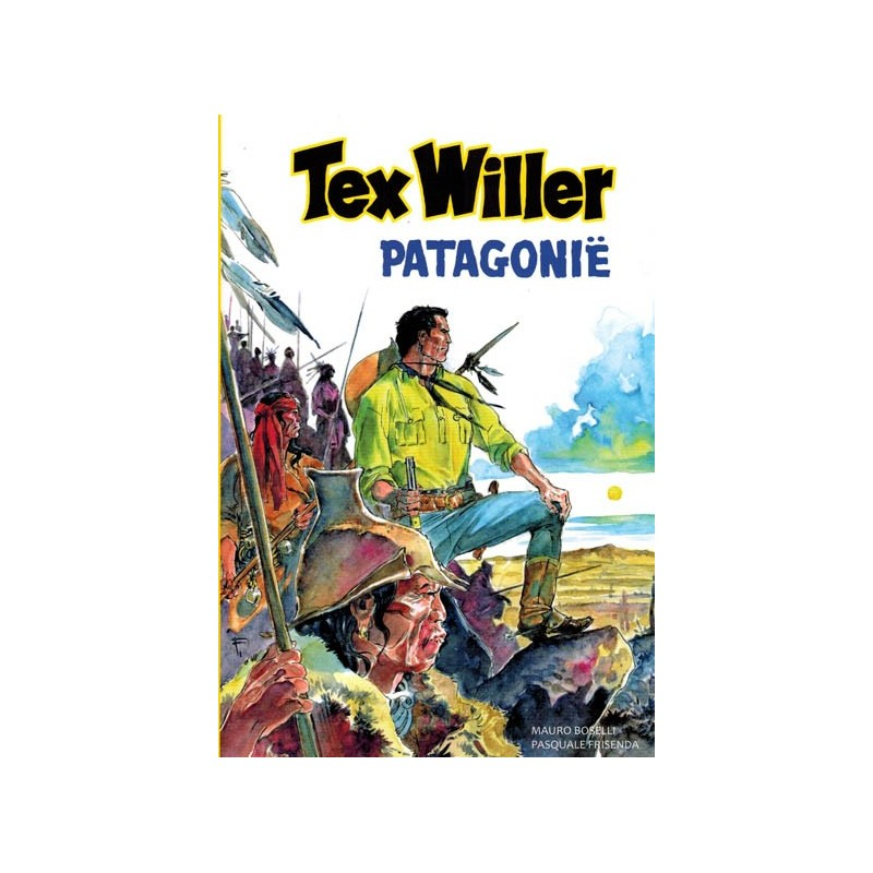 Tex Willer  Annual 06 Patagonie