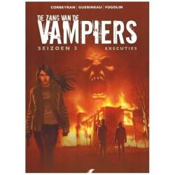 Zang van de vampiers 16 Executies