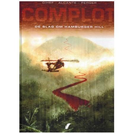 Complot HC 03 De slag om Hamburger Hill 1e druk 2016