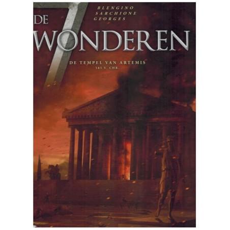 7 Wonderen HC 04 De tempel van Artemis 356 v. Chr.