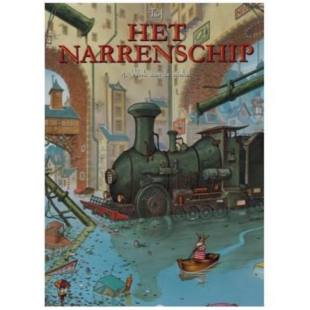 Narrenschip  HC 04 Werk aan de winkel