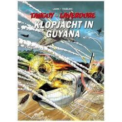 Tangy & Laverdure  29 Klopjacht in Guyana